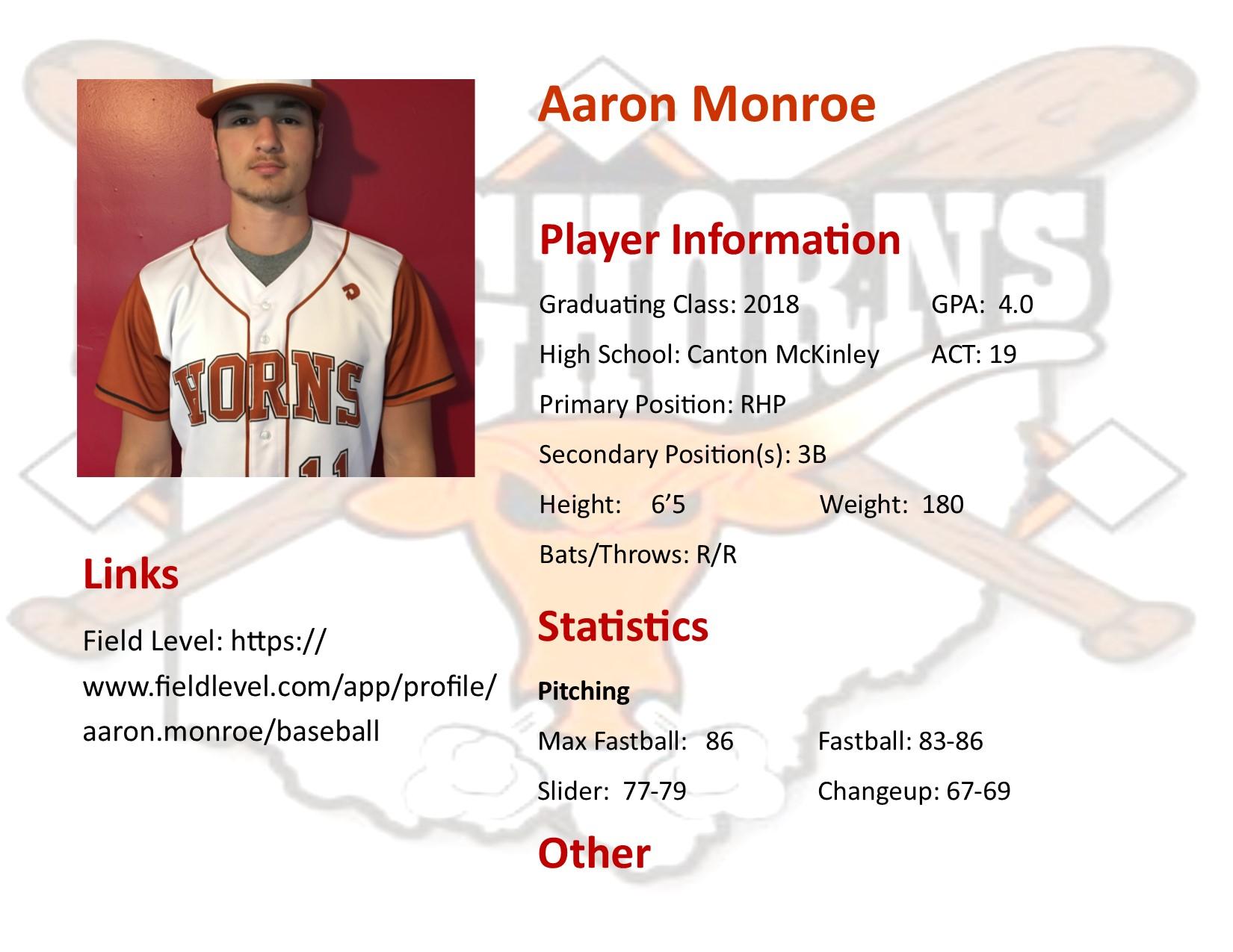 Aaron Monroe