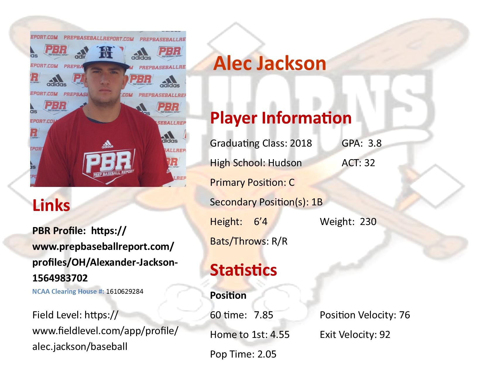 Alec Jackson