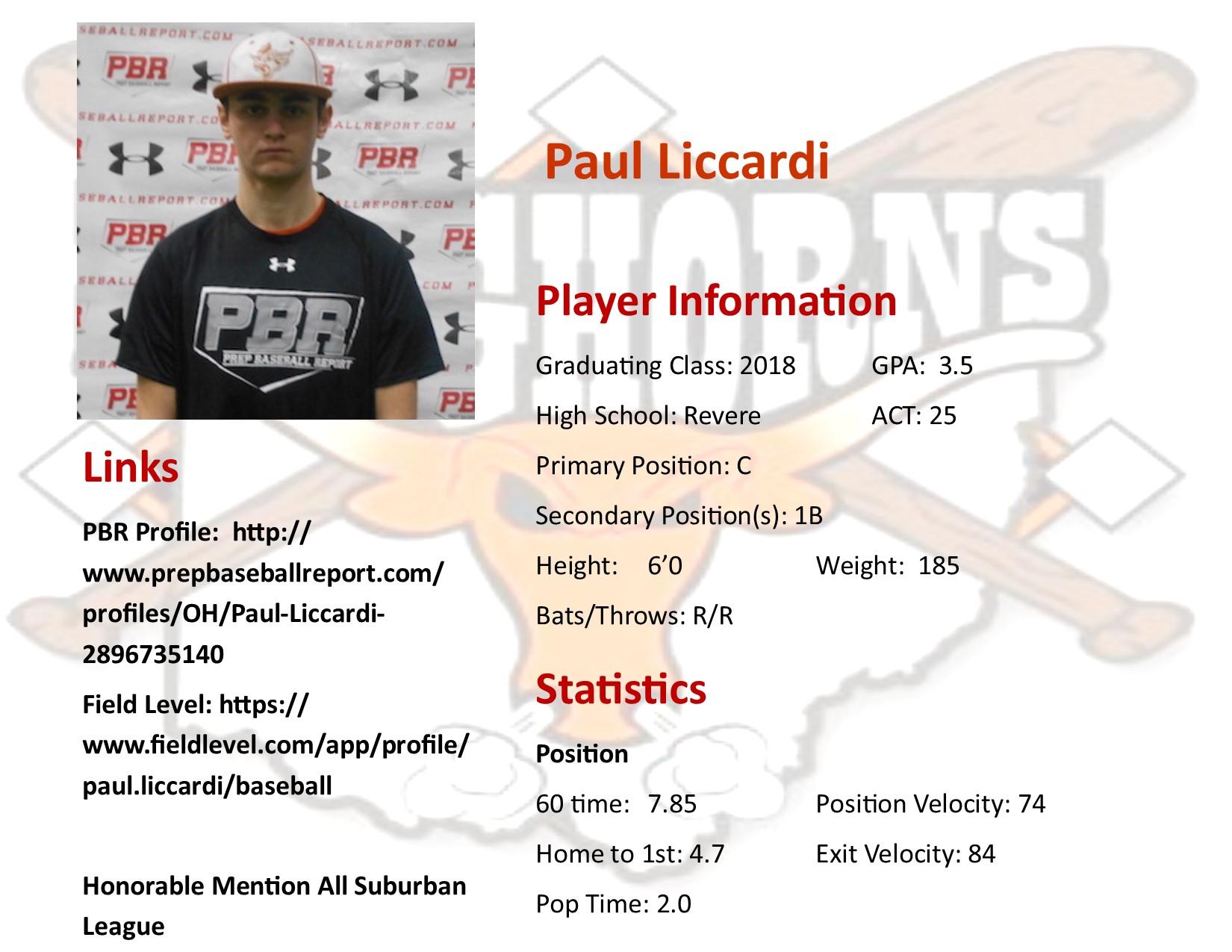 Paul Liccardi