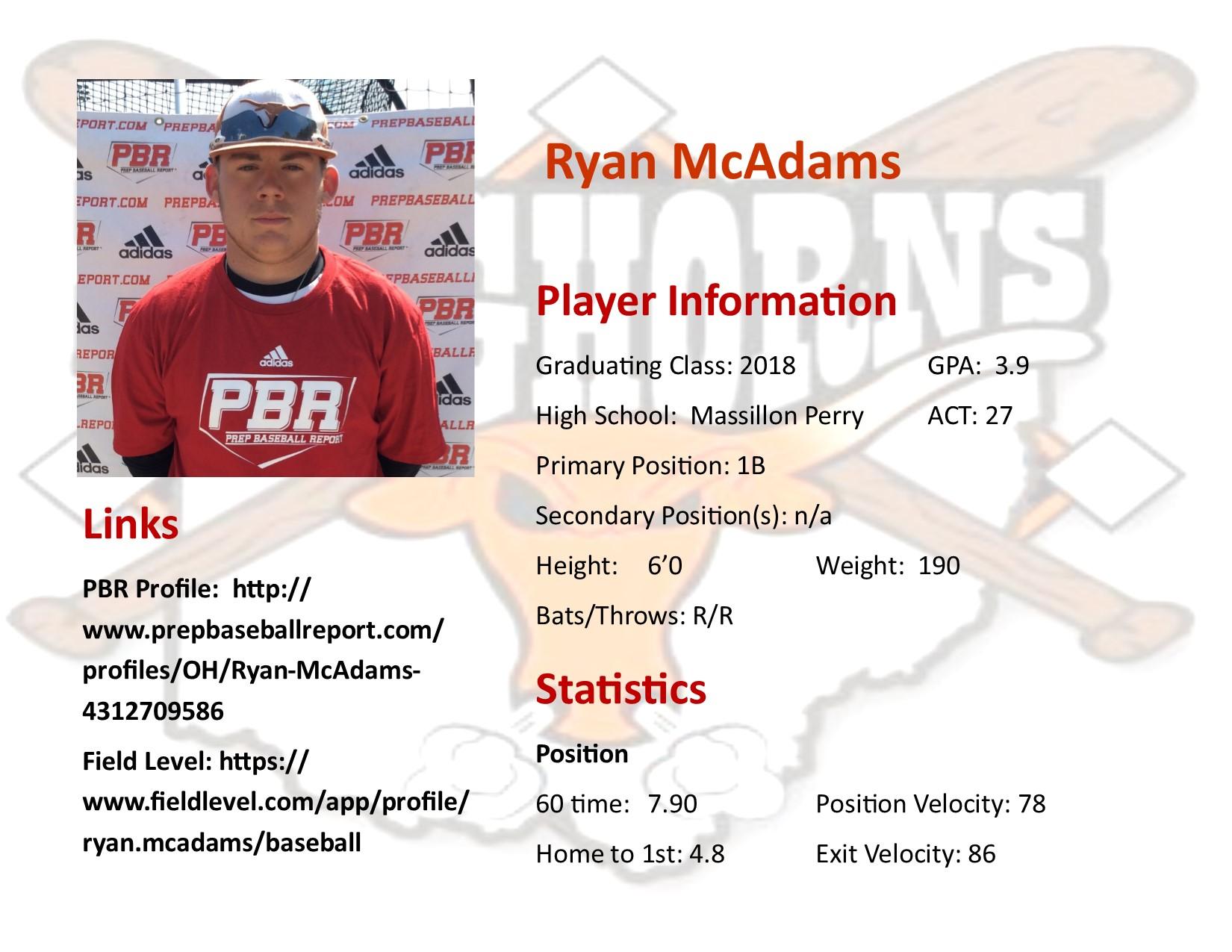 Ryan McAdams
