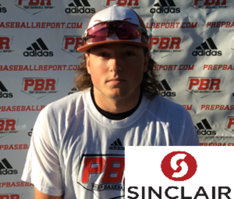 #18UHorns(DeMarino) 1B/OF/RHP Eric Schilling Commits to Sinclair Community College