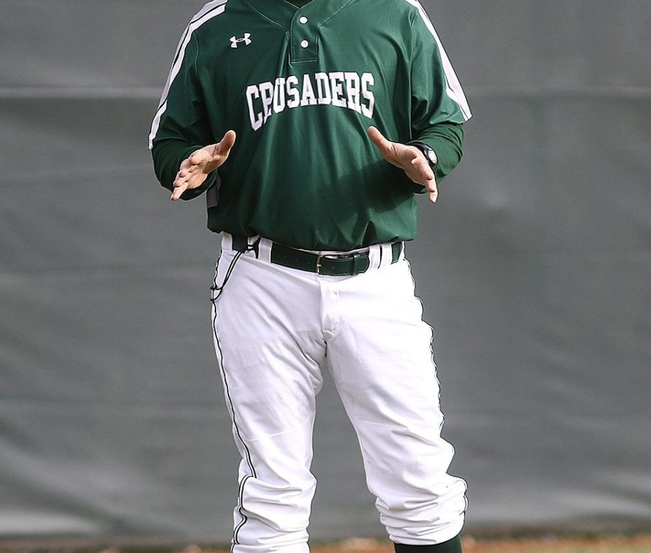 Dan Massarelli- Hitting, Catching